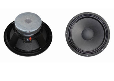 "350W Black Pro Sound DJ Equipment With 1.75"" HF 12"" LF Driver"